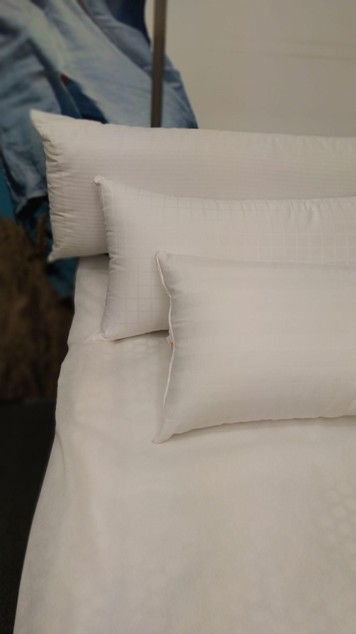 tipos de almohadas a elegir